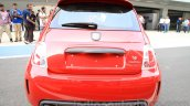 Fiat Abarth 595 Competizione rear for India