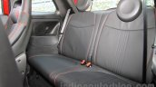 Fiat Abarth 595 Competizione rear seat for India