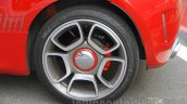 Fiat Abarth 595 Competizione rear wheel for India