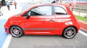 Fiat Abarth 595 Competizione side for India