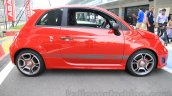 Fiat Abarth 595 Competizione side view for India