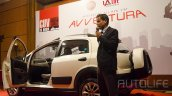 Fiat Avventura side launched in Nepal