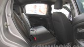 Fiat Punto Abarth grey rear seat for India