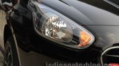Fiat Punto Abarth headlamp for India