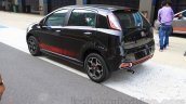 Fiat Punto Abarth rear three quarter left for India