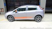 Fiat Punto Abarth side profile for India