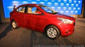 Ford Figo Aspire front three quarter launched at INR 4.89 Lakhs