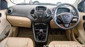 Ford Figo Aspire interior bookings open in Nepa