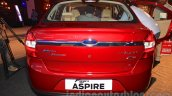 Ford Figo Aspire rear launched at INR 4.89 Lakhs