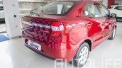Ford Figo Aspire rear three quarter bookings open in Nepa