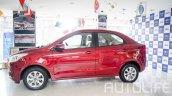 Ford Figo Aspire side bookings open in Nepa