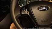 Ford Figo Aspire steering mounted controls launched at INR 4.89 Lakhs