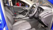 Ford Focus dashboard at the Indonesia International Motor Show 2015