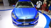 Ford Focus front at the Indonesia International Motor Show 2015