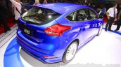 Ford Focus rear three quarter at the Indonesia International Motor Show 2015
