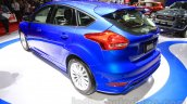 Ford Focus rear three quarter left at the Indonesia International Motor Show 2015
