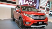 Honda BR-V front three quarter left at Gaikindo Indonesia International Auto Show 2015