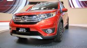 Honda BR-V front three quarter right angle at Gaikindo Indonesia International Auto Show 2015
