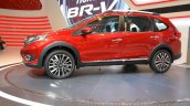 Honda BR-V side at Gaikindo Indonesia International Auto Show 2015
