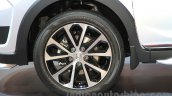 Honda BR-V white wheel at Gaikindo Indonesia International Auto Show 2015