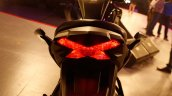 Honda CB Hornet 160R brake light from the showcase in India
