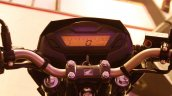 Honda CB Hornet 160R digital instrument cluster from the showcase in India