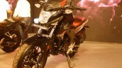Honda CB Hornet 160R front three quarter left from the showcase in India