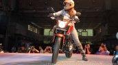 Honda CB Hornet 160R front