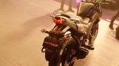 Honda CB Hornet 160R rear three quarter right from the showcase in India
