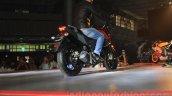 Honda CB Hornet 160R rear three quarter