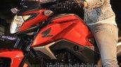 Honda CB Hornet 160R tank shroud