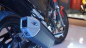 Honda CB150R Street Fire exhaust