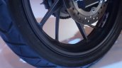 Honda CB150R Street Fire rear tire