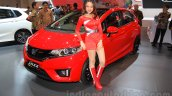 Honda Jazz RS CVT Limited Edition front quarter at the 2015 Indonesia International Motor Show