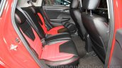 Honda Jazz RS CVT Limited Edition rear cabin at the 2015 Indonesia International Motor Show