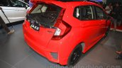 Honda Jazz RS CVT Limited Edition rear quarter at the 2015 Indonesia International Motor Show