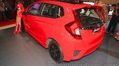Honda Jazz RS CVT Limited Edition rear three quarter at the 2015 Indonesia International Motor Show