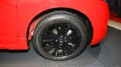 Honda Jazz RS CVT Limited Edition wheels at the 2015 Indonesia International Motor Show