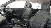 Hyundai Creta Diesel front seats Review