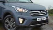 Hyundai Creta Diesel grille Review