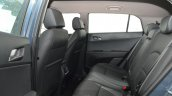 Hyundai Creta Diesel rear legroom Review