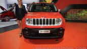 Jeep Renegade Limited at the Indonesia International Motor Show 2015