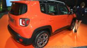 Jeep Renegade Limited rear three quarter right at the Indonesia International Motor Show 2015