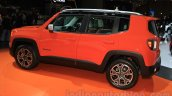 Jeep Renegade Limited side at the Indonesia International Motor Show 2015