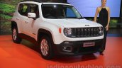 Jeep Renegade at the Indonesia International Motor Show 2015