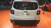 Jeep Renegade rear at the Indonesia International Motor Show 2015