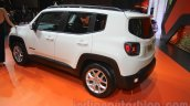 Jeep Renegade rear three quarter left at the Indonesia International Motor Show 2015