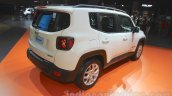 Jeep Renegade rear three quarter right at the Indonesia International Motor Show 2015