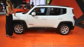 Jeep Renegade side at the Indonesia International Motor Show 2015