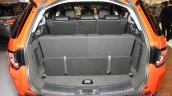 Land Rover Discovery Sport boot space at the 2015 Gaikindo Indonesia International Motor Show (2015 GIIAS)